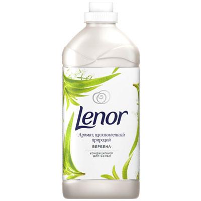 Кондиционер Lenor концентрат вербена 1,785 литра фото