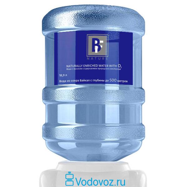 Вода BF 18.9 литров