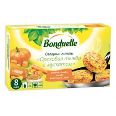 Галеты овощные Bonduelle Ореховая тыква 300 гр