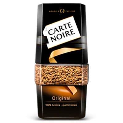 Carte Noire / Карт Нуар растворимый ст (95гр)