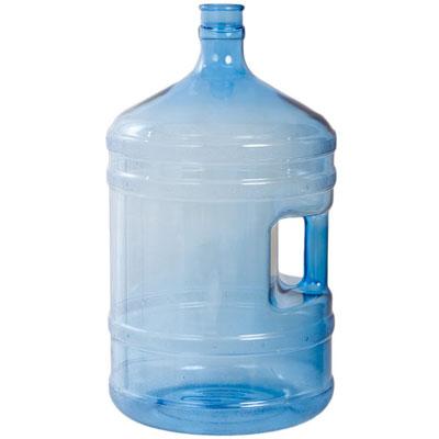 Бутыль Б.Консалтинг 19 литров поликарбонатная с ручкой (полновесная) фото