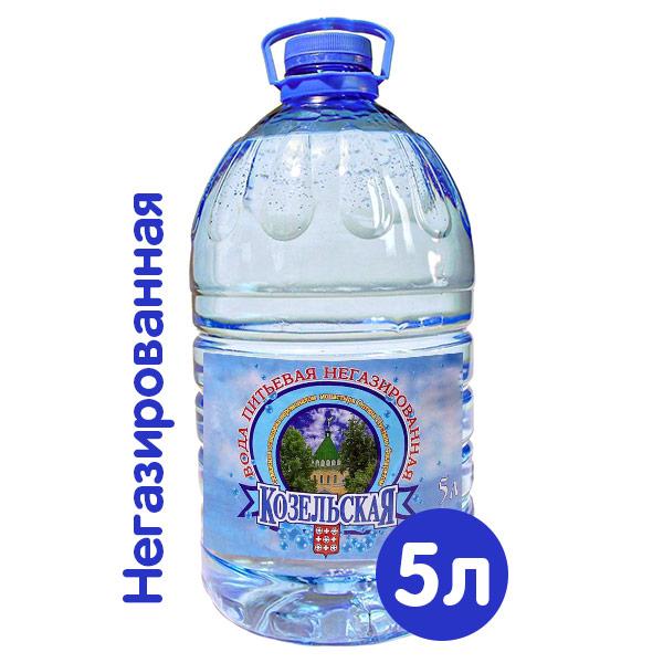 Вода Козельская 5 литров, 2 шт. в уп. фото