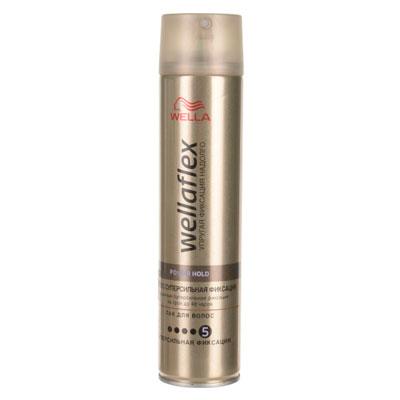 Лак для волос Wellaflex Classic суперсильной фиксации 250 мл фото