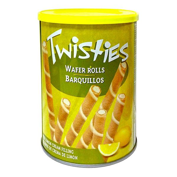 Вафли Twisties с лимонным кремом 400 гр
