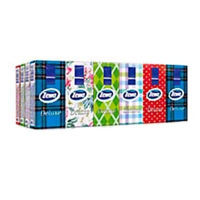 Носовые платочки Zewa Design Style 10 шт (24шт.)