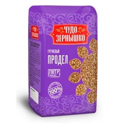 Гречневый продел Чудо Зернышко 700 гр