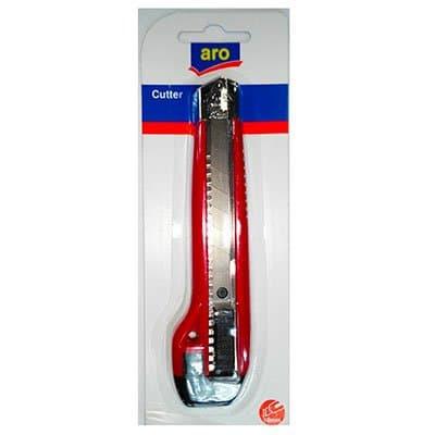 Нож канцелярский Aro 18 мм фото
