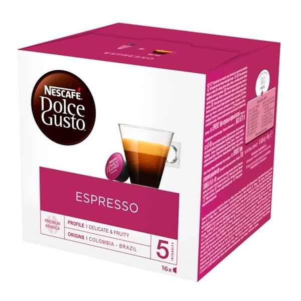 Кофе в капсулах Nescafe Dolce Gusto Espresso 16 шт.