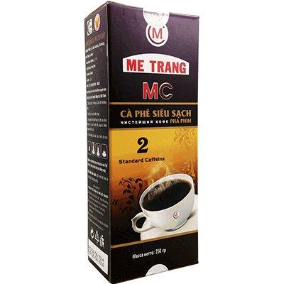 Кофе Me Trang MC2 Standart Caffeine молотый 250гр.