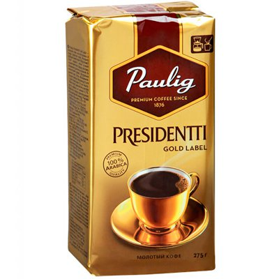 ���� Paulig Presidentti Gold Label ������� �/� (275��)