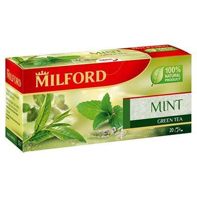 Milford / Милфорд мята зелёная (20пак) (2шт.)