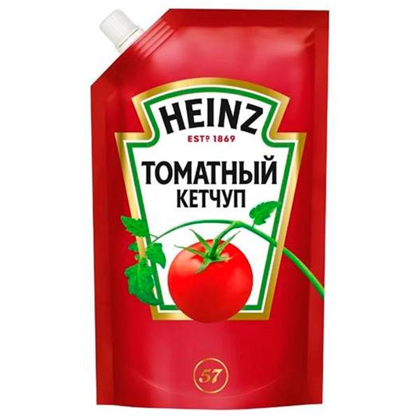 Кетчуп Heinz томатный 350 гр