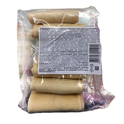 Блинчики Fine Life с сыром и ветчиной 420 гр