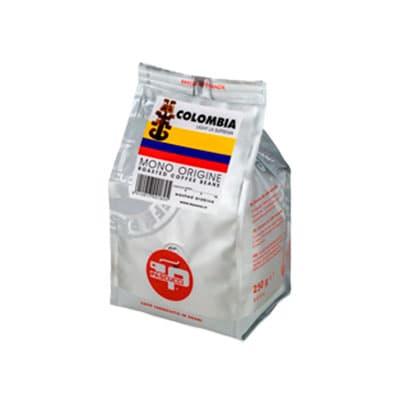 Кофе Pascucci Mono Origine Colombia зерно 250 гр