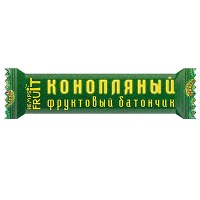 Батончик Компас Здоровья Hemps Fruit конопляный 30 гр фото