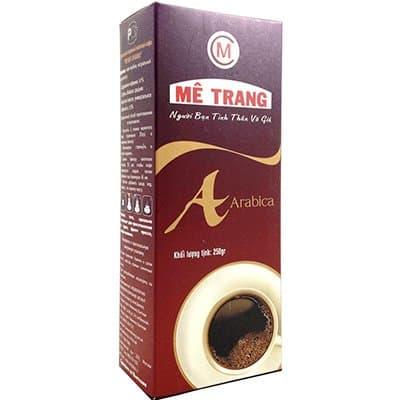 Кофе Me Trang арабика молотый 250гр.