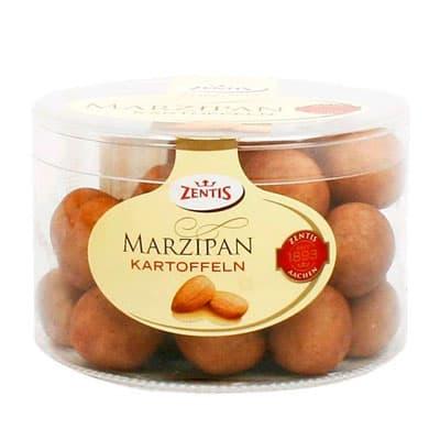 Марципановая картошка Zentis / Центис 250 гр