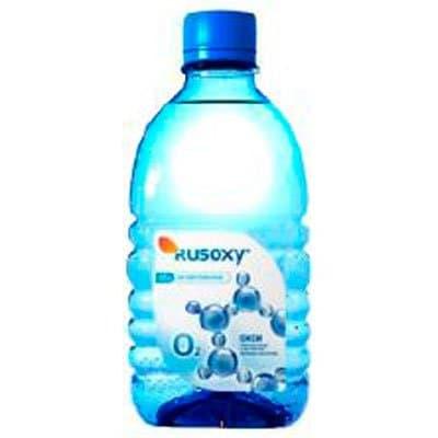 Вода Окси 0.5 литра, без газа, пэт, 12шт. в уп.