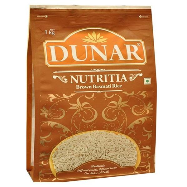 Рис Дунар Басмати Нутриция 1 кг