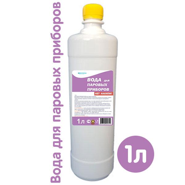 Вода для паровых приборов Обессоль! 1 литр фото