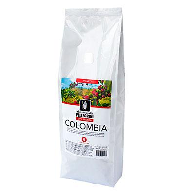 Кофе La Famiglia Pellegrini Colombia зерно 1 кг фото