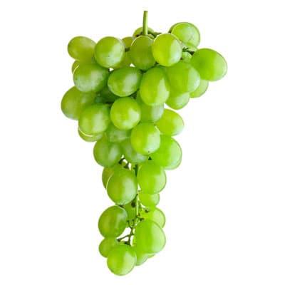 Виноград белый без косточек 1 кг