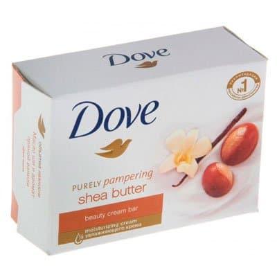 """Мыло-крем """"Dove"""" объятия нежности 135гр (3шт)"""