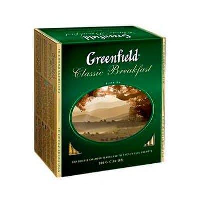 Greenfield / Гринфилд Classic Breakfast (100пак) фото