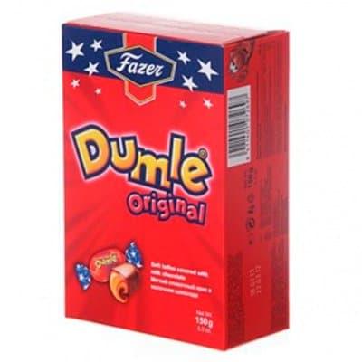 Конфеты Dumle original 150гр (1шт.)