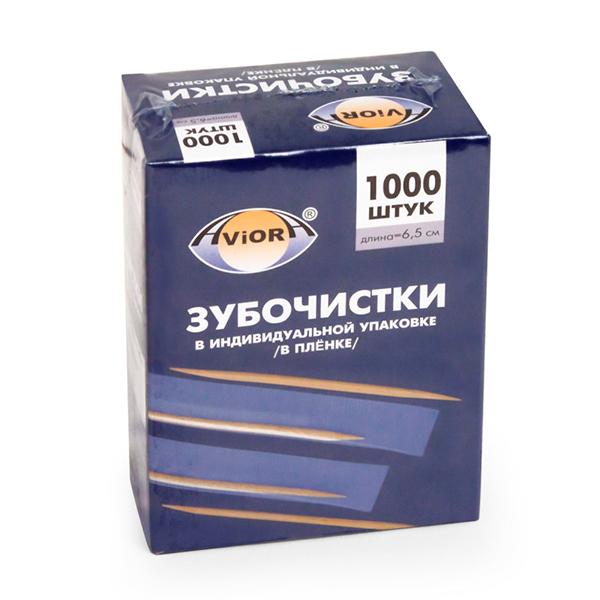 Зубочистки Vior 1000 шт