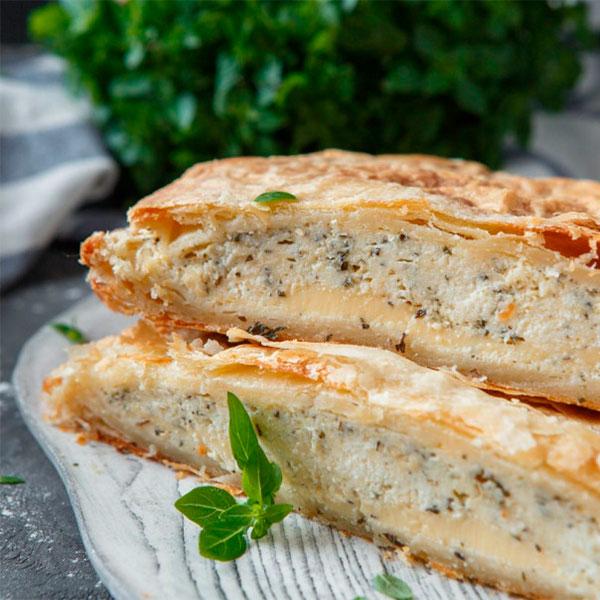 Пирог с брынзой (Ферма Митрофанов Е.О.) 900 гр