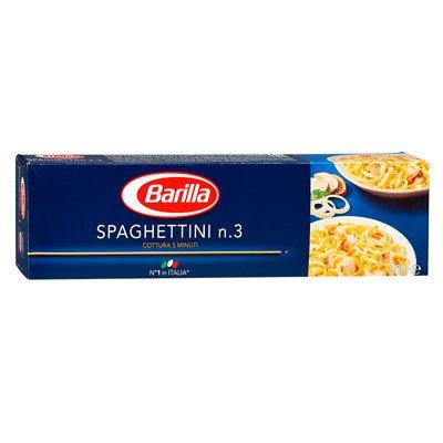 Спагетти №3 Barilla 500гр (2шт)