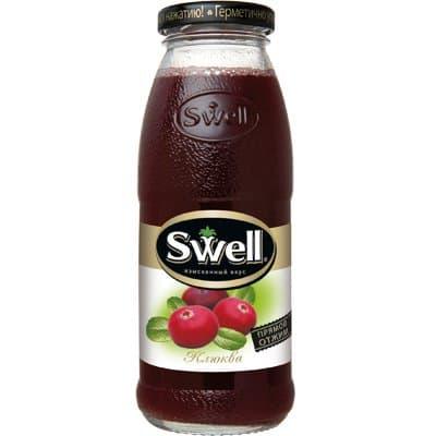 Swell / Свелл Клюквенный 0,25л (8шт.)
