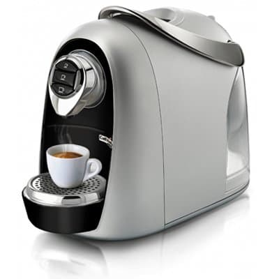 ���������� ���������� Caffitaly Argento S04 black/silver