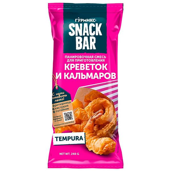 Панировочная смесь для кальмаров Гурмикс 240 гр