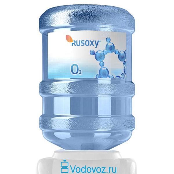 Вода Русокси 19 литров
