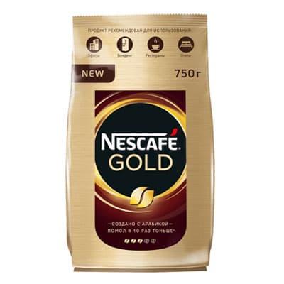 Nescafe / Нескафе Gold м/у (750гр) фото