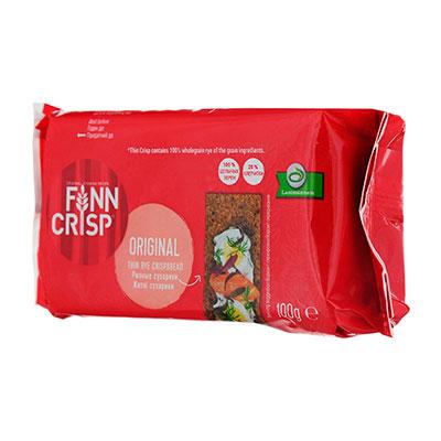 Сухарики Finn Crisp Original ржаные 100 гр фото