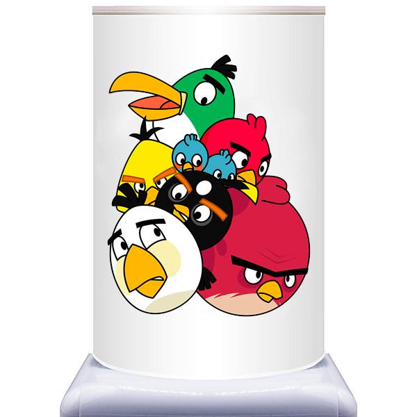 Чехол на бутыль для кулера Angry Birds