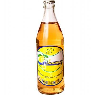 Старые добрые традиции Лимонад 0,5л ст (20шт)