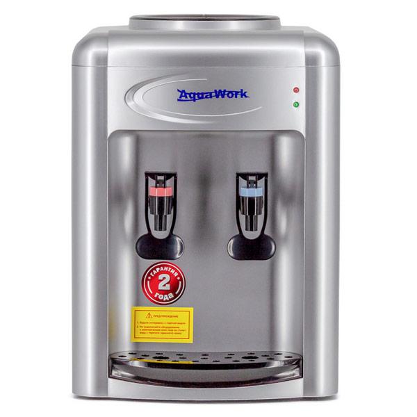 Кулер Aqua Work 0.7-TКR Silver