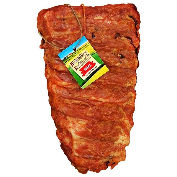 Ребра свиные Петродворские колбасы 0.7-1.4 кг