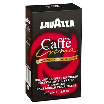 LavAzza / Лавацца Кафе крема молотый в/у (250гр)