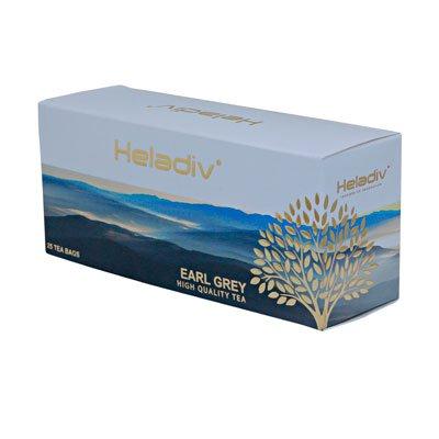 Чай Heladiv / Хеладив Earl Grey черный (25пак)