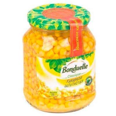 Кукуруза Bonduelle 530 гр фото