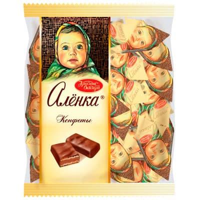 Конфеты Аленка Красный Октябрь 250 гр