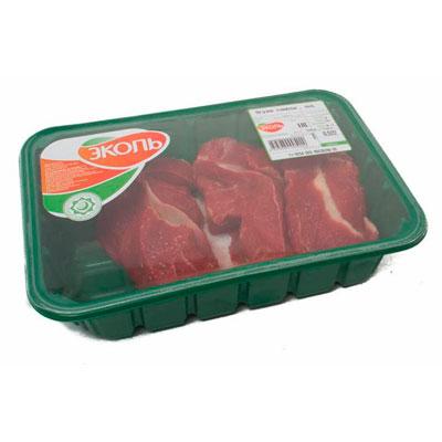 Огузок ЭКОЛЬ из говядины охлажденный 0,3-0,7 кг фото
