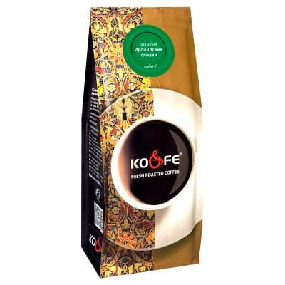 Кофе Ko&Fe Бразилия Ирландские сливки молотый 200 гр фото