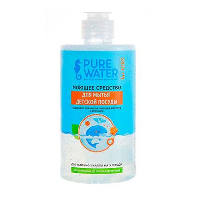 Средство для мытья детской посуды Pure Water 450 мл.
