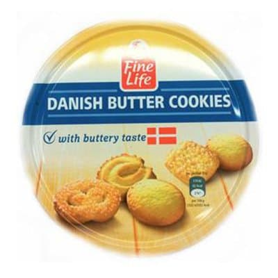 ������� Danish butter cookies �/� 500� (1��.)